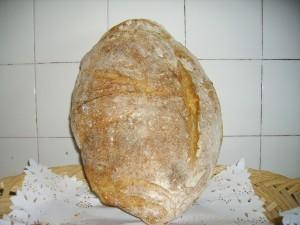 Pan. Pan Rústico