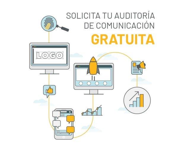 Agencia de publicidad. Realizamos auditorias de comunicación gratuitamente