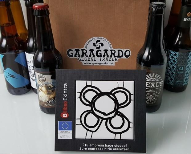 Cervezas de calidad. Desde nuestro almacén en Bilbao atendemos vuestros pedidos.