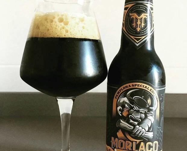Cerveza Estafeta. Deliciosa cerveza negra