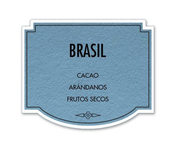 Café Brasil. Cuerpo cremoso y acidez sutil