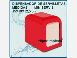 Para bares Dispensador de servilletas