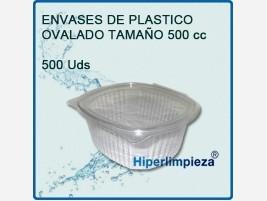 Envases plásticos para alimentos
