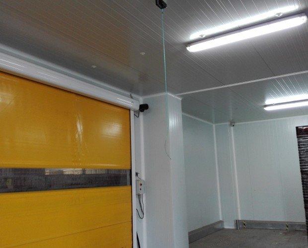 Nuestra empresa.. Nuestras cámaras frigoríficas.