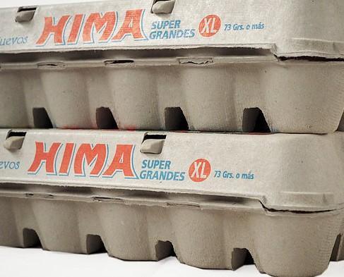 Huevos Frescos de Gallina.Huevos tamaño: XL, L, M, en formato estuchado