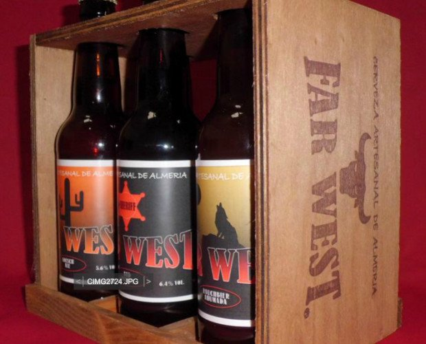 Cerveza Artesanal.Six pack de nuestra cerveza