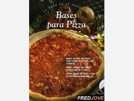 Base para pizzas