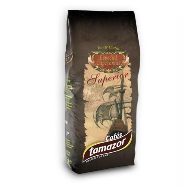 Especial Cafeterías. Café de calidad superior
