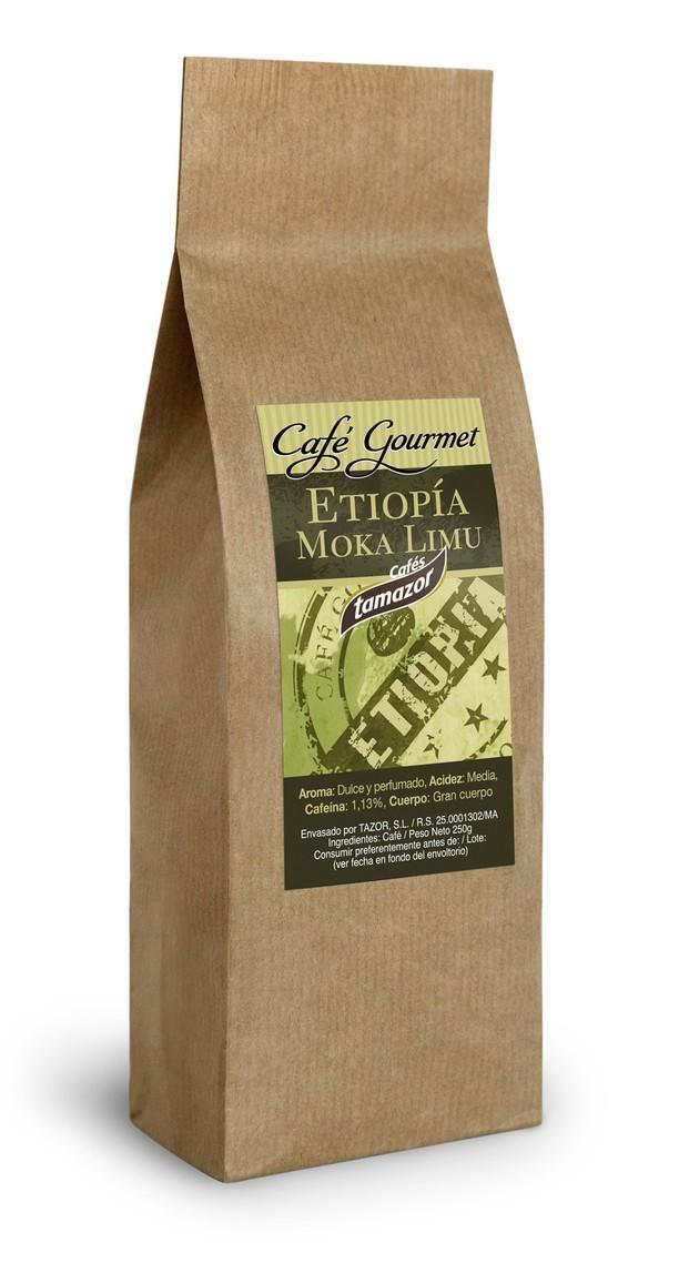 Etiopia. Café de Etiopía, un sabor incomparable