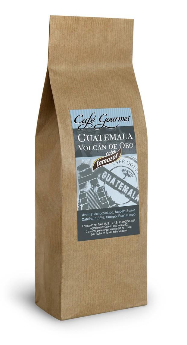 Guatemala. Café guatemalco, el verdadero café