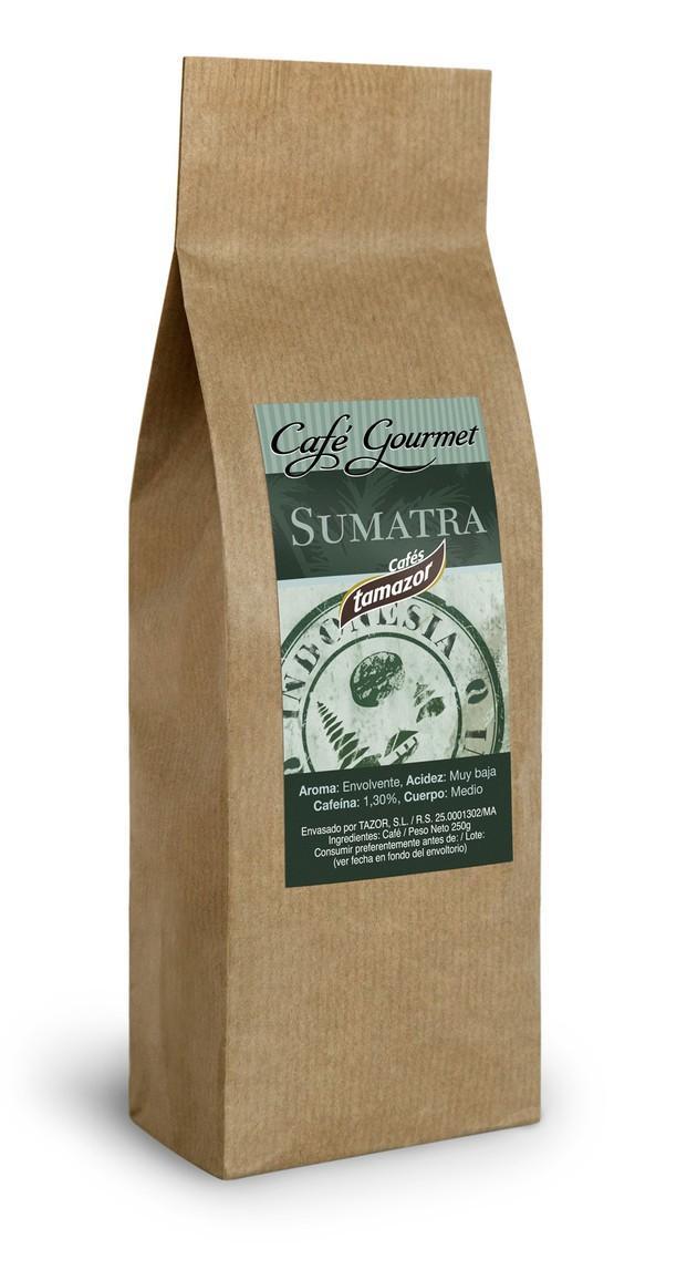 Sumatra. Único e incomparable café de Sumatra