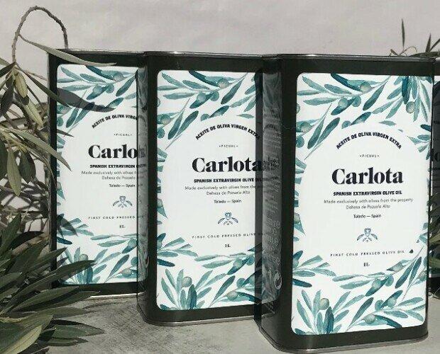 Aceite de Oliva Virgen Extra.Envasado en formato lata de 3 litros