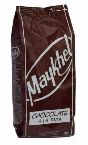 Cacao en Polvo.Chocolate a la taza clásico