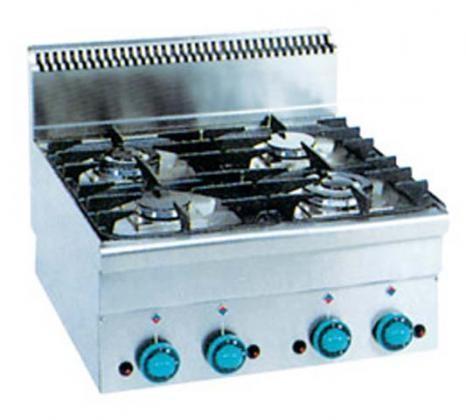 Cocina. 2 fuegos 340€4 fuegos 490€6 fuegos 675€