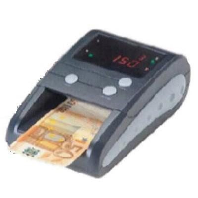 Verificador. Verificador y contador de billetes de Euro con automático