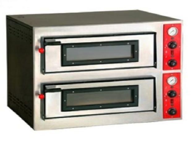 Horno pizza. Eléctrico.4+4 de 30CM 1190€6+6 de 30CM 1490€