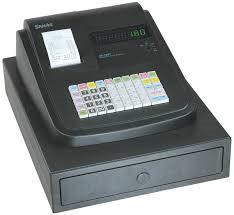 Caja registradora. Alfanumérica 175€