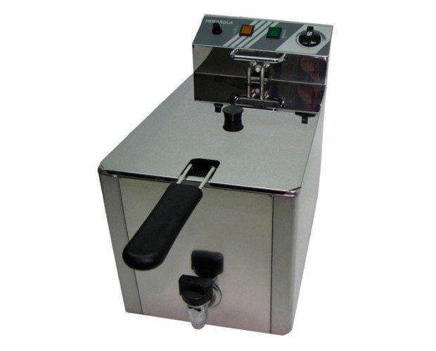 Freidora Eléctrica. Para aumentar la producción de fritos de tu establecimiento