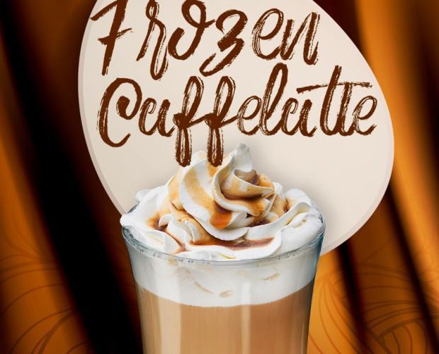 Caffelatte. Crema de Café helado, sin conservantes