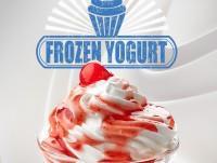 Frozen yogur natural