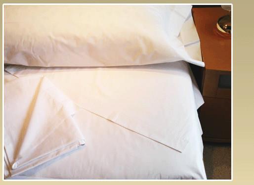 Ropa de cama y baño. Sábanas, fundas, edredones, toallas