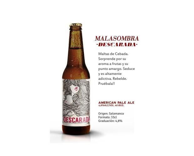 Descarada. American Pale Ale 4,8%vol