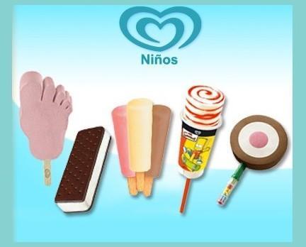 Frigo Kids. Encuentra nuestra gama de helados para niños