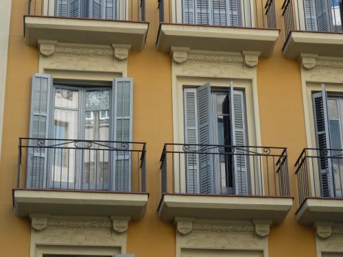 Fachadas. Rehabilitación de fachadas