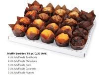 Muffins surtidos