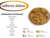 Empanadas artesanas