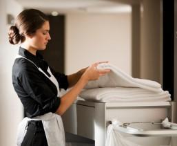 Outsourcing hostelero. Limpieza periódica de hoteles