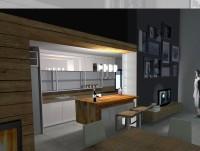 Para bares Diseño Barra