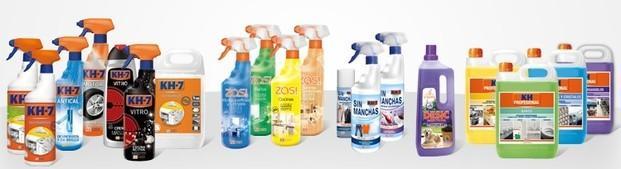 Productos de Limpieza. Variada gama, calidad inigualable.
