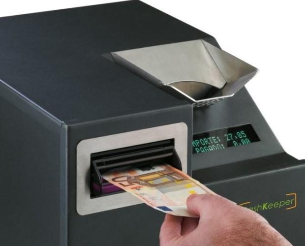 cashkeeper_billetes_DimaraCanaias. Control de Efectivo