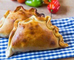 Empanadillas caseras. Delicioso sabor