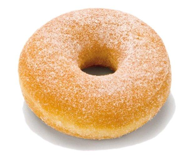 Big Dots Sugar. Donut de azúcar