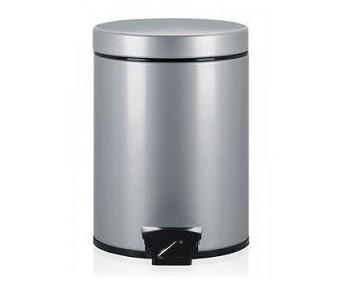 Cubos de Basura.Papeleras de varias capacidades en Acero Inox