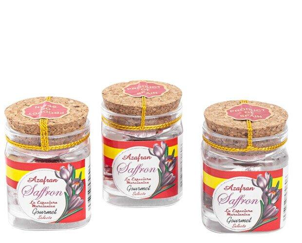 Otros Ingredientes Alimentarios y Aromas.Azafran Hebra Extra - Superior Tap. Corcho 1 Gr Azafran Hebra Extra - Superior Tap.