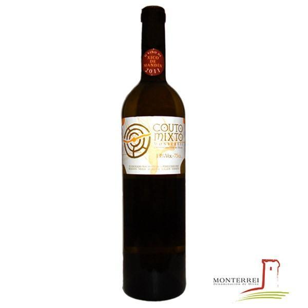 Couto Mixto Blanco. Vino blanco godello de la D.O. Monterrei
