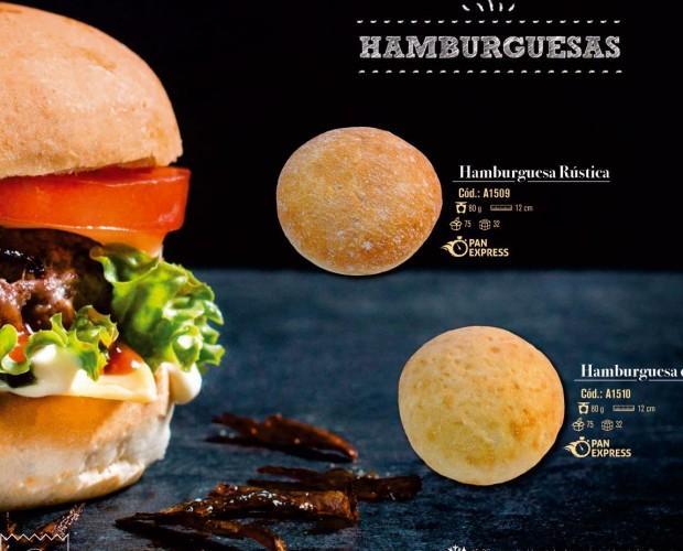 Pan de hamburguesa. De la mejor calidad