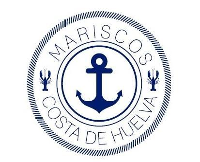 Logo. Mariscos Costa de Huelva