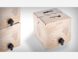 Bag in box 5 litros tinto joven outlet