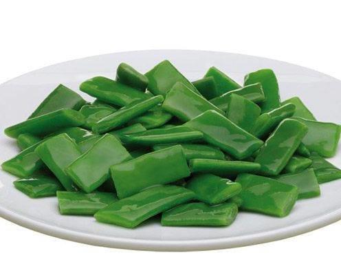 Verduras Congeladas.Cortadas listas para cocinar