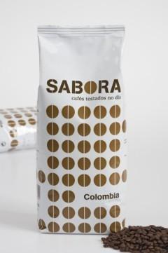Café Colombia. Tostado medio alto, con una acidez moderada