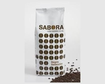 Café Negro selección. Café lleno, rico, muy potente