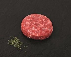 H. Vedella ECO. Hamburguesa de ternera ecológica, 180 gramos de una deliciosa carne de ternera de los pirineos en tu paladar.