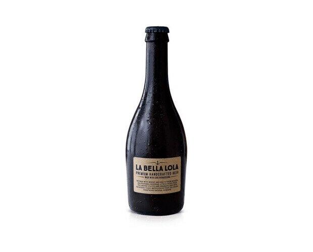 BELLA LOLA. CRAFT BEER PREMUIN CATALUÑA Tipo: Mediterranean Blonde Ale.