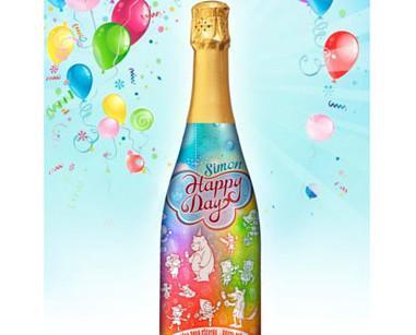 Happy-day. Bebida para fiestas infantiles