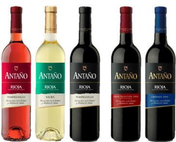 Vino DO Rioja. Vino D.O. Rioja Antaño .