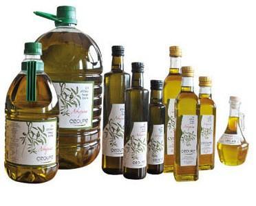 Aceite de Oliva V.E.. En todos los formatos